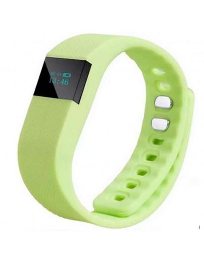 Bratara fitness Smart M05 cu bluetooth, verde