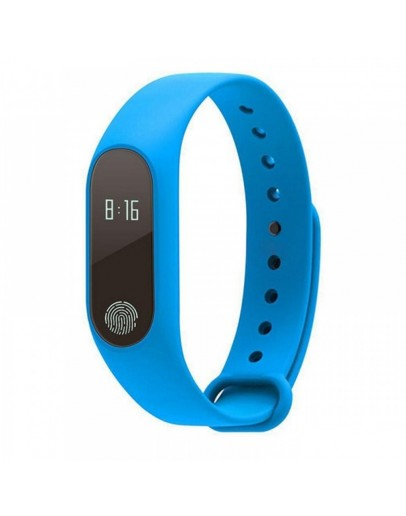 Bratara fitness Smart M2, albastra