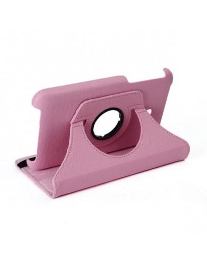 Husa protectie 360 grade pentru ASUS Fonepad 7 FE170CG - roz