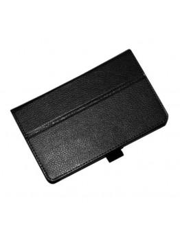 Husa protectie din piele ecologica pentru ASUS Fonepad 7 FE170CG - neagra