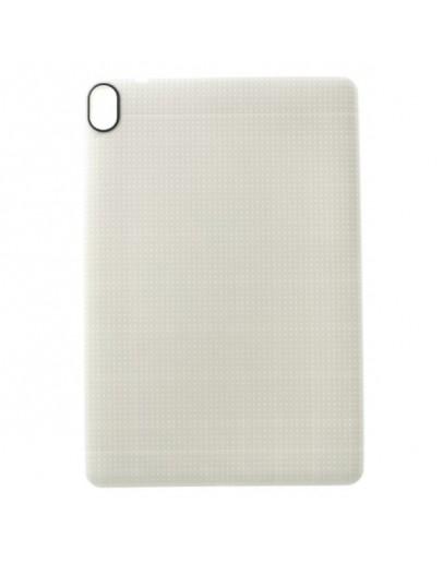 Carcasa protectie spate tip mesh pentru HTC Google Nexus 9 - alba