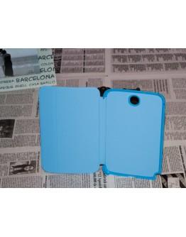 Husa Smart Cover pentru Samsung Note 8.0 N5100 - albastra