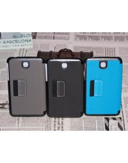 Husa protectie Smart Cover pentru Samsung Galaxy Tab 3 7.0 T210/P3200 - gri