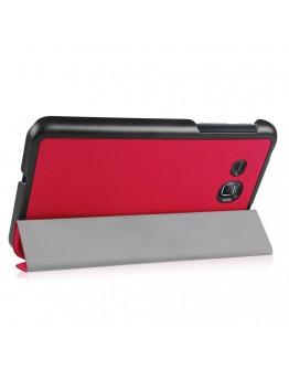 Husa protectie CS pentru Samsung Galaxy Tab A 7.0 T280/T285, rosie