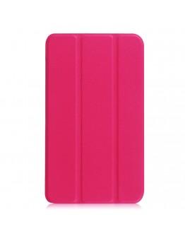 Husa protectie CS pentru Samsung Galaxy Tab A 7.0 T280/T285, roz inchis