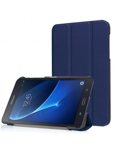 Husa protectie pentru Samsung Galaxy Tab A 7.0 T280/T285, albastru inchis