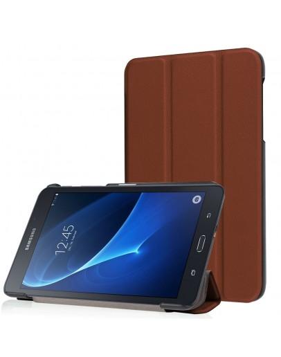 Husa protectie CS pentru Samsung Galaxy Tab A 7.0 T280/T285, maro