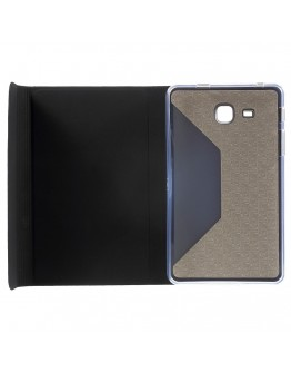 Husa protectie cu inchidere magnetica CS pentru Samsung Galaxy Tab A 7.0 T280/T285, neagra