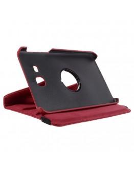 "Husa protectie cu rotire 360 grade pentru Samsung Galaxy Tab A 7.0"", rosie"