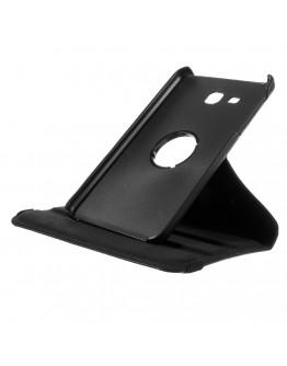 "Husa protectie cu rotire 360 grade pentru Samsung Galaxy Tab A 7.0"", neagra"
