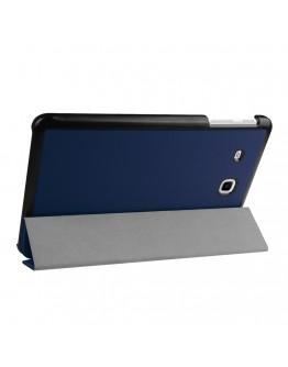 "Husa protectie slim pentru Samsung Galaxy Tab E 9.6""- albastra"
