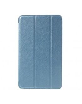 Husa protectie book cover pentru Samsung Galaxy Tab Pro 8.4 T320 - albastra