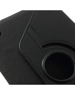 Husa protectie cu rotire 360 grade pentru Samsung Galaxy Tab Pro 8.4 T320 - neagra