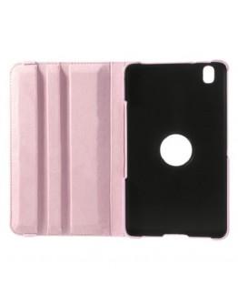 Husa protectie cu rotire 360 grade pentru Samsung Galaxy Tab Pro 8.4 T320 - roz