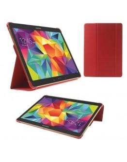 Husa protectie slim pentru Samsung Galaxy Tab S 10.5 T805 - rosie