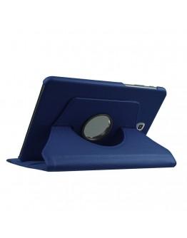 "Husa protectie cu rotire 360 grade pentru Samsung Galaxy Tab S2 8.0""- albastra"