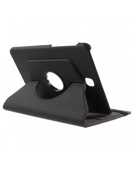"Husa protectie cu rotire 360 grade pentru Samsung Galaxy Tab S2 8.0""- neagra"