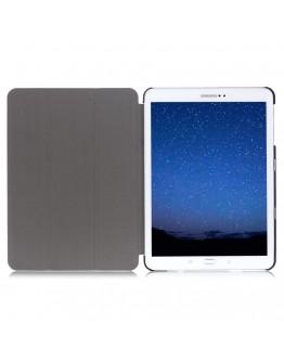 "Husa protectie cu inchidere magnetica pentru Samsung Galaxy Tab S2 9.7"" - neagra"