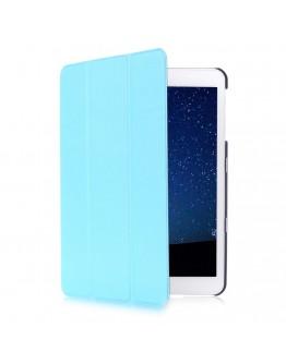 "Husa protectie cu inchidere magnetica pentru Samsung Galaxy Tab S2 9.7"" - albastra"