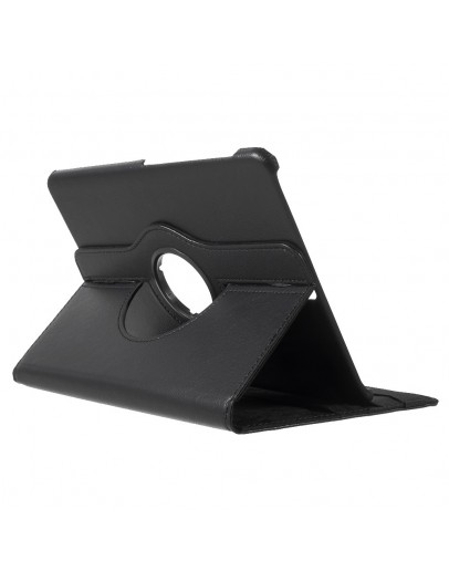 "Husa protectie cu rotire 360 grade pentru Samsung Galaxy Tab S2 9.7"" - neagra"