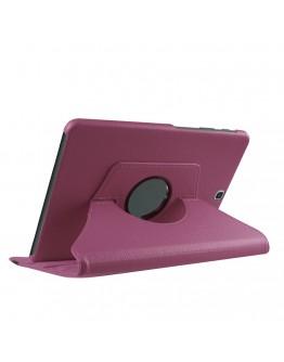 "Husa protectie cu rotire 360 grade pentru Samsung Galaxy Tab S2 9.7"" - mov"