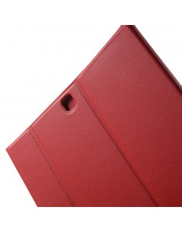 "Husa protectie slim pentru Samsung Galaxy Tab S2 9.7"" - rosie"