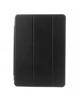 Pachet Smart Cover magnetic + Carcasa protectie spate pentru IPAD AIR 1 (2013-2014), negru