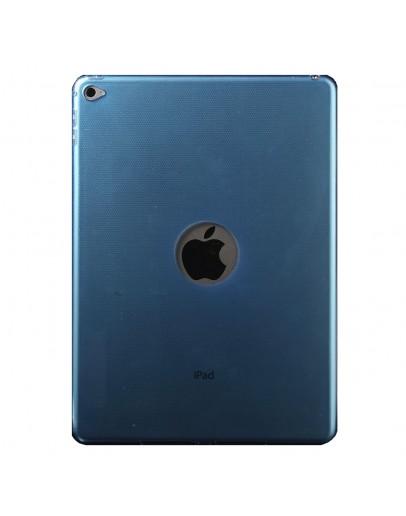 Carcasa protectie spate 0.6 mm pentru IPAD AIR 2 (2014) - albastra