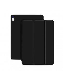 Husa de protectie din piele ecologica pentru iPad Pro 11'' (2018), neagra