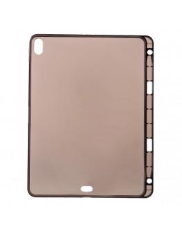 """Carcasa protectie spate cu slot pentru stilou pentru iPad Pro 11"""" (2018), neagra"""