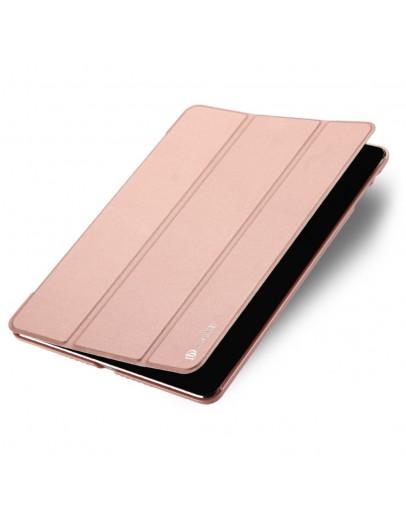 "Husa protectie slim ""Smart Cover"" DUX DUCIS pentru iPad 9.7 inch (2017/2018), rose gold"