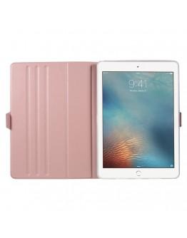 """Husa protectie cu rotire 360 grade pentru iPad 9.7"""" (2017/2018), mov"""