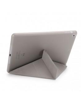 Husa protectie cu spate din gel TPU pentru iPad 9.7 (2017/2018), gri