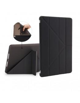 Husa protectie cu spate din gel TPU pentru iPad 9.7 (2017/2018), neagra