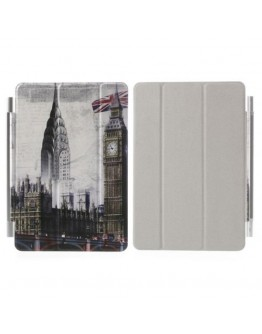"Smart Cover magnetic imprimat ""BIG BEN"" APPLE IPAD MINI 1 / 2 / 3"