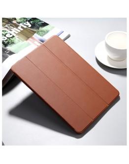 Husa cu spate din gel TPU pentru iPad Pro 12.9 inch (2nd generation), maro