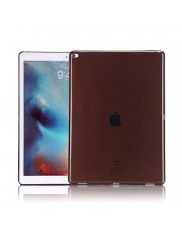 Carcasa protectie spate subtire din gel TPU pentru iPad Pro 12.9 (2015), coffe