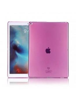 Carcasa protectie spate subtire din gel TPU pentru iPad Pro 12.9 (2015), roz