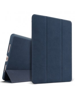 "Husa protectie slim ""Smart Cover"" BGR pentru iPad Pro 9.7 inch (2016), albastru inchis"
