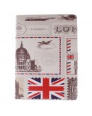 "Husa protectie imprimata ""London"" pentru iPad Air 2 (2014)"