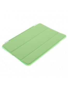 Pachet format Smart Cover magnetic si Carcasa protectie spate pentru iPad Mini 4 - verde
