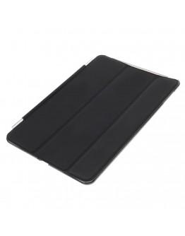Pachet format Smart Cover magnetic si Carcasa protectie spate pentru iPad Mini 4 - negru