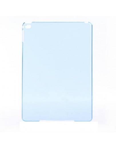 Carcasa protectie spate CS din plastic pentru iPad Mini 4 - albastra