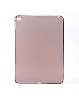 Carcasa protectie spate din gel TPU pentru iPad Mini 4 - neagra
