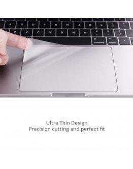 Pachet folie protectie ecran anti-glare si folie clara trackpad pentru Macbook Air 13
